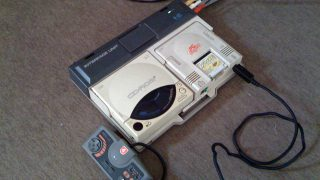 PC Engine CD-ROM2