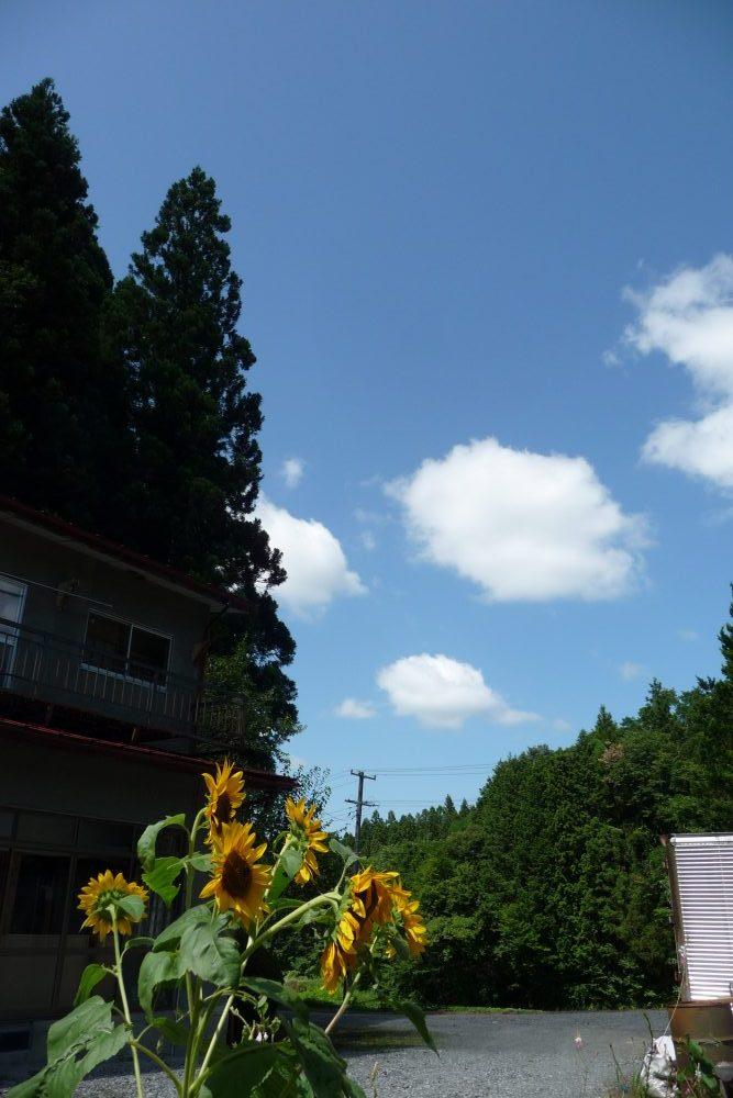 平田村一軒家