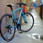 楽しい自転車生活(ビアンキ カメレオン1)その4 《タイヤ交換その後》