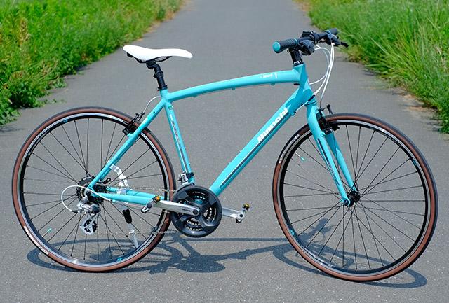 楽しい自転車生活(ビアンキ カメレオン1)その3 《タイヤ交換編》