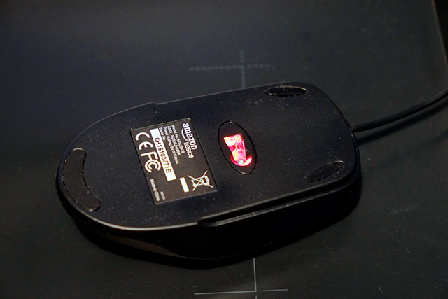 アマゾンベーシックのマウス