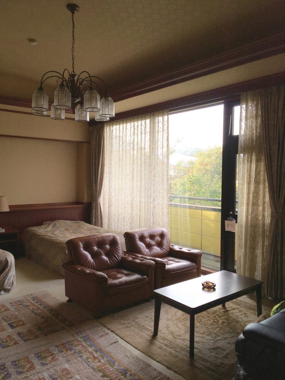 旅館の部屋