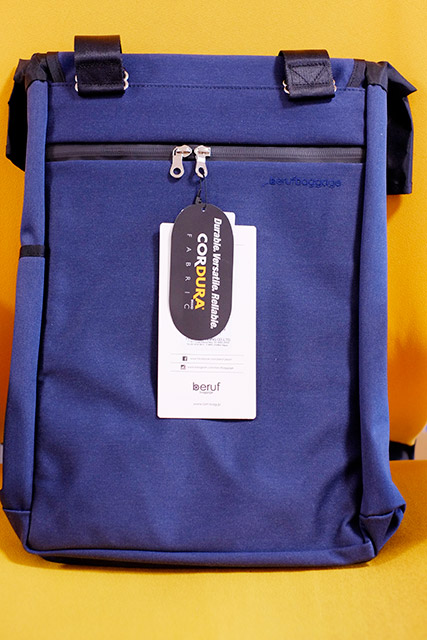 beruf(ベルーフ)のバッグ「STROLL TOTE BAG NC」を購入