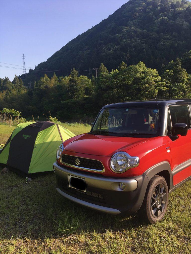 5月のキャンプ5